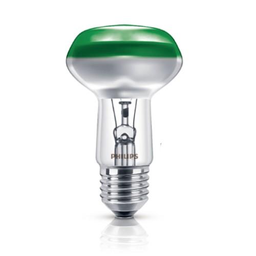 Reflector Colours 40W E27 NR63 GR Verde R63 - 923345844217 - 8711500066404