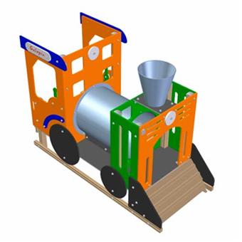 Trenulet mic - F403_SD