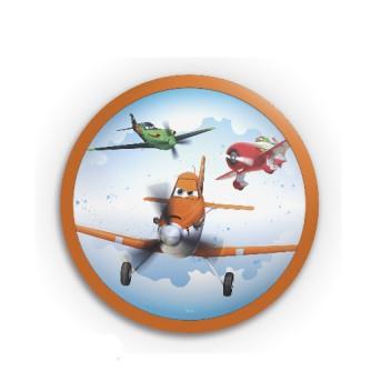 Aplica-Lampa de Veghe pentru copiii Disney Planes 1xLED/4W IP20 - 8718291503088 - 915004406401