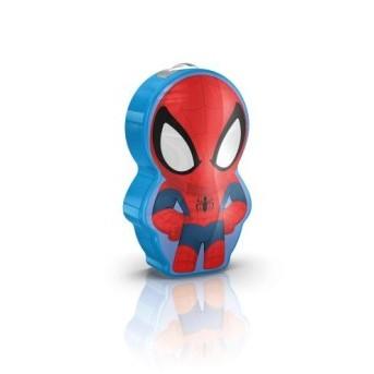 Lanterna Philips Disney Spiderman K 1xLED/0,3W IP20 - 717674016 - 8718291530596 - 915004440701