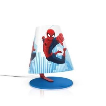 71764/40/16 Veioza Philips Disney Spiderman K 1xLED/4W IP20 - 717644016 - 8718291532958 - 915004405301