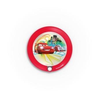 Aplica pentru copii / lampa de veghe cu senzor Philips Disney Cars 1xLED/0,06W IP20 - 8718291503293 - 915004413101