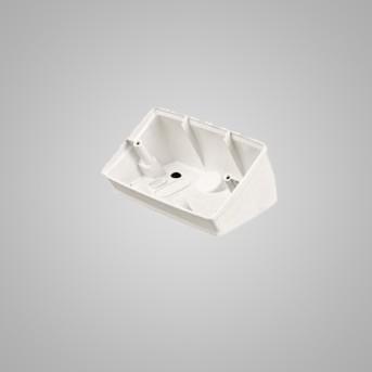 GW16866 Doza aparenta pentru pupitru 6 module CH/BK - GW16866 - 8011564279445