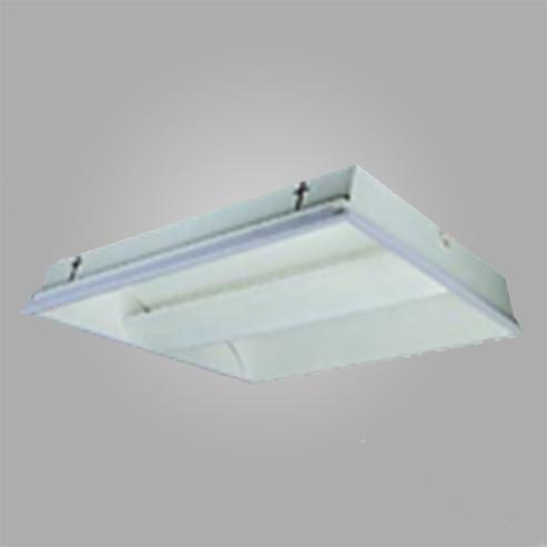 603236-VVG-T INC. IN. 2x36W COMP. P pentru tavan T - 603236-VVG-T