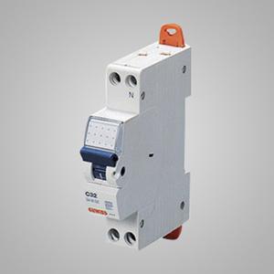 GW90045 Disjunctor bipolar 6A 2P 4.5KA 1M - GW90045 - 8011564056503