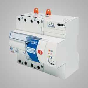 Disjunctor diferential autotest 4P 40A 30mA A[IR] 7M - GW90922 - 8011564254428