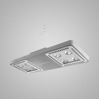 Smart4LED High bay 124W 4+4xLED 4000K 10840lm - GWL1311 - 8011564815483