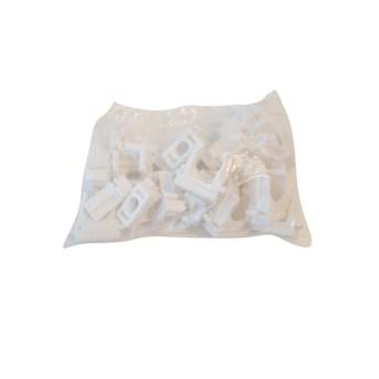 Brida prindere tub rigid 25mm (20 buc) - 34-21002-025 - 5944030001529