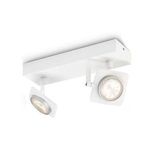 Plafoniera cu 2 spoturi LED Millenium Alb - 531923116 - 8718291488484 - 915004334301
