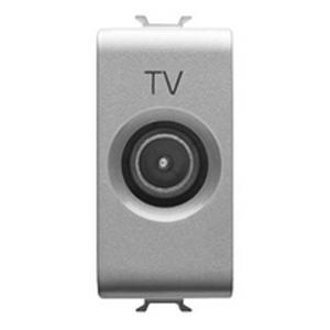 Priza TV De trecere Tata 1 modul CH/VT - GW14362 - 8011564266759