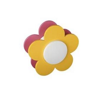 Veioza pentru copii floare Florie 1xHAL/20W G4 - 430425530 - 5412253918646 - 915000134001