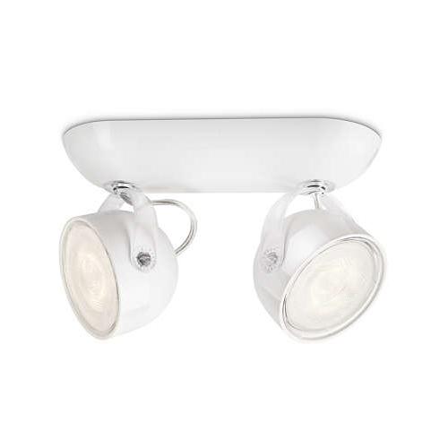 53232/31/16 Spot Dyna 2x3W/LED 540lm Alb IP20 - 532323116 - 8718291529521 - 915004436501