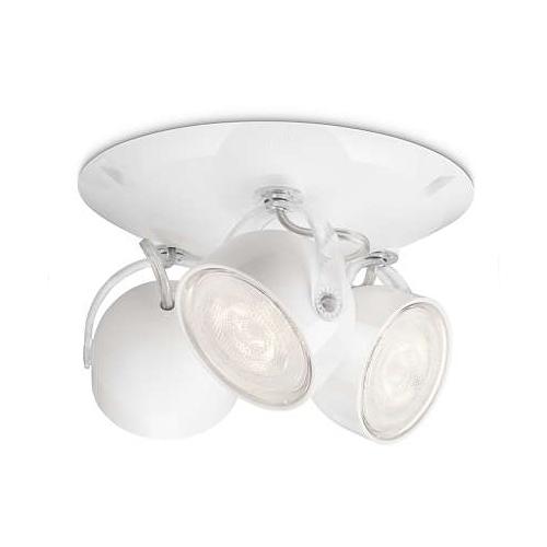 53233/31/16 Spot Dyna 3x3W/LED 540lm Alb IP20 - 532333116 - 8718291529668 - 915004436901