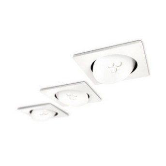57966/31/16 SmartSpot Set 3 spoturi Probos 3x75W LED, Alb - 579663116 - 8717943002887 - 915002188901