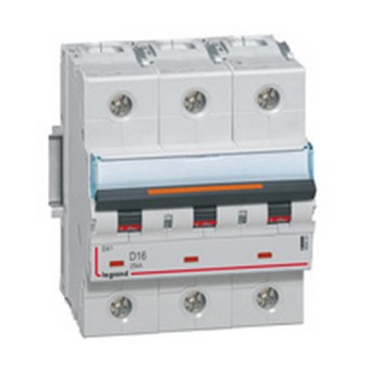 DX3 3P C63 25KA - 409787 - 3245064097871