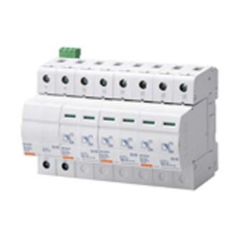 Dispozitiv de protectie la suprasarcina 3P+N 25KA tip 1+2 - GWD6405 - 8011564774834