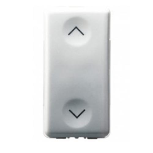 GW20559 Intrerupator 3 pozitii (sus/jos) 1P 10AX 1 modul SY/WH - GW20559 - 8011564133006