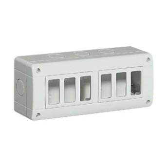 Doza aparenta 6m IP40 - 25406 - 8012199380155
