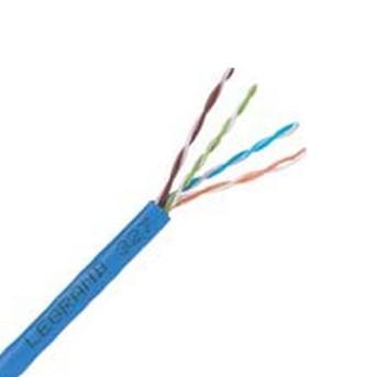 032756 Cablu F/UTP 6 Standard LSZH, Solid 4P, Tambur 500m - 032756