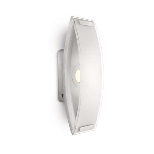 Aplica / Plafoniera Philips Ponte 1x6W/LED 380lm Aluminiu IP20 - 8717943771226 - 915003546701
