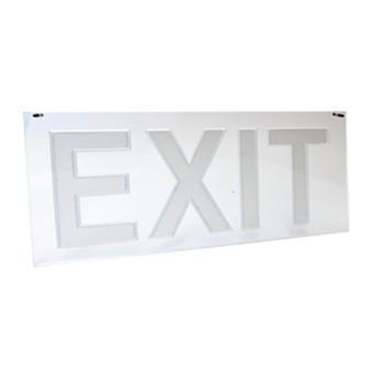 PLX-UTLLED-P-EXIT SERIGRAFIAT LASER, EXIT PT. ULTRALITE - PLX-UTLLED-EXIT