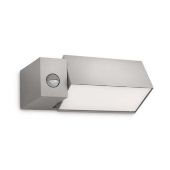 Aplica de exterior de perete cu senzor de miscare Border Gri - 169438716 - 5413987123191 - 915003817301