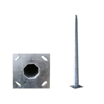 Stalp iluminat metalic octogonal 3m (H util) T=3mm, DWS-130Km/h - PAD0-30/0 Tam Boy