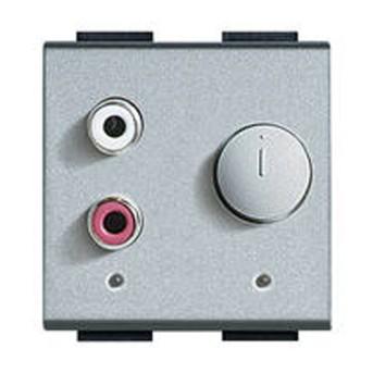 Modul audio intrare Rca 2 Jack - NT4560 - 8012199726793