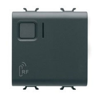Receptor Wireless pentru sarcina generala 16A 2 module CH/BK - GW12822 - 8011564266582