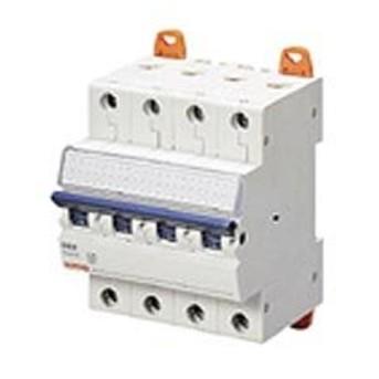 Disjunctor tetrapolar 25A 6KA 4M - GW92089 - 8011564057586