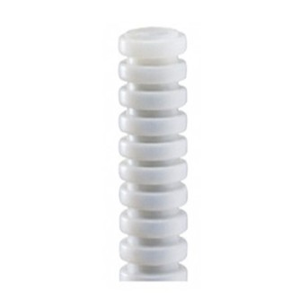 Tub flexibil alb mediu 2J D16mm L100m - DX16216 - 8018678004857