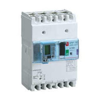 420047 DPX3 160 MT 3P 160A 25KA - 420047 - 3245064200479
