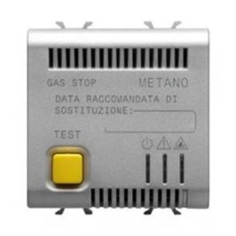 Detector gaz 12V AC/DC 2 module CH/VT - GW14712 - 8011564268739
