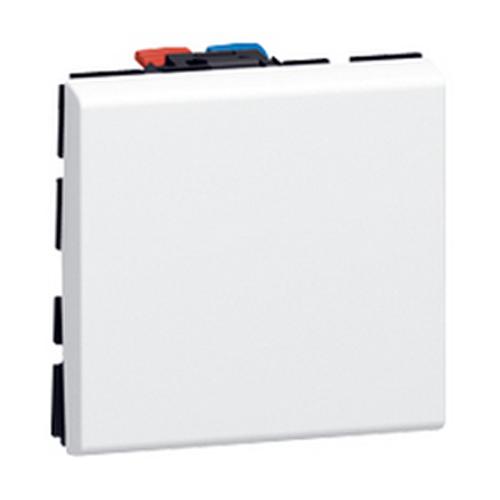 Mosaic DLP Intrerupator Cap scara, 10A, 2 module, Alb - 077011 - 3245060770112