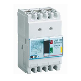 420005 DPX3 160 MT 3P 100A 16KA - 420005 - 3245064200059