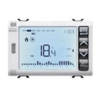 Cronotermostat programabil 3 module CH/WH - GW10764 - 8011564785045