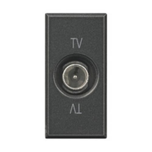 1d32bticin00741 - HS4202D Axolute Priza TV Direct, Negru