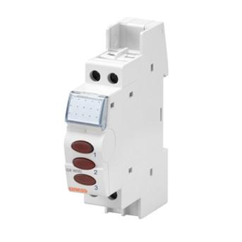 Indicator luminos Rosu 16A 230V 1 mocul - GW96581 - 8011564447806