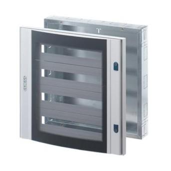 GW47083 Tablou metalic 120 (24x5) module 730x906x65, IP40 - GW47083 - 8011564111158