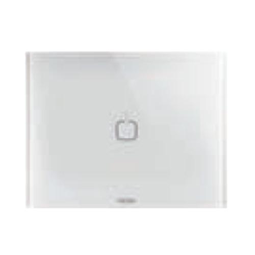 Rama Ice Touch 1 simbol 3 module CH/Alb - GW16951CB - 8011564774742