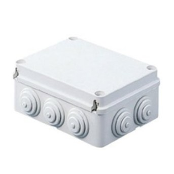 Doza derivatie aplicata cu presetupe 380x300x120 IP55 - GW44010 - 8011564013759