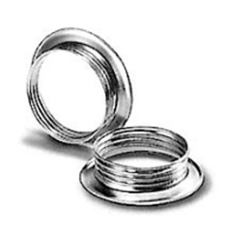 Aux DULIE E27, inel metalic pasivizat - 100217