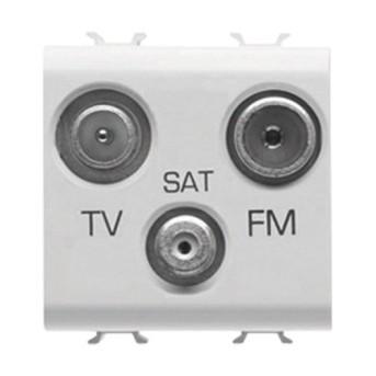 Priza TV-SAT-FM - GW10382 - 8011564257634