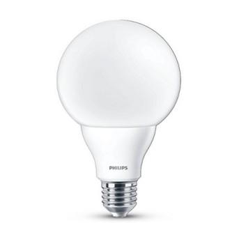 Bec LED Philips Globe G93 FR 9.5 60W 2700K 806lm E27 15.000h - 929001229201 - 8718696580639