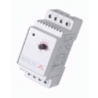 Devireg 330 Termostat el -10+10G, 16A, cu senzor temperatura, montaj sina DIN - 140F1070