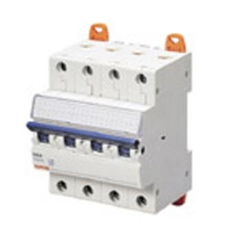 GW92689 Disjunctor tetrapolar 25A 10KA 4M - GW92689 - 8011564058583