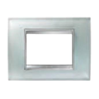Rama Lux 6 module CH/Gheata (sticla) - GW16206CG - 8011564272903
