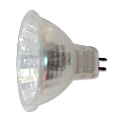 Bec tip spot Dichroic MR16 50W GU5.3 12V cu geam PELSAN