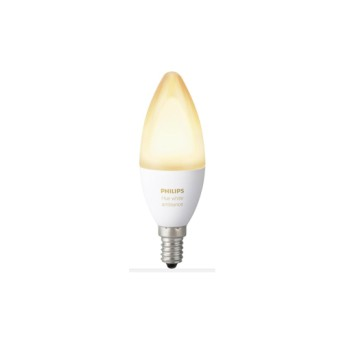 Bec Philips HUE Ambiance B39 5.2W 2200-6500K E14 BT - 929002294401 - 8718699726294