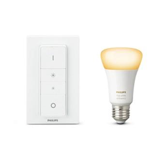 Philips HUE Starter Kit Ambiance BT 1 bec lumina alba + 1 intrerupator dimabil - 929002216902 - 8718699673208